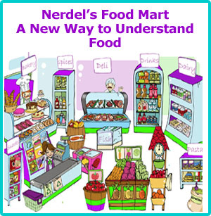 Nerdel's Food Mart a New way to Understand Food